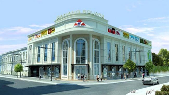 Trung tâm thương mại Danang Square khai trương vào đầu tháng 9