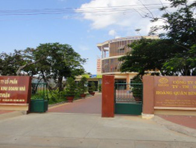 HQC Bình Thuận: Mua 57% CP công ty Xây Dựng và Kinh doanh Nhà Bình Thuận