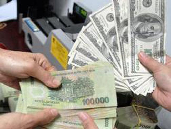 Các NHTM nâng mạnh giá mua USD