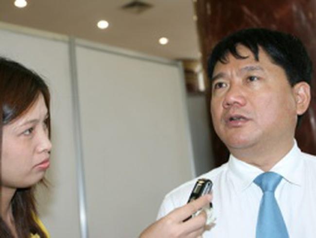 Bộ trưởng GTVT Đinh La Thăng: 'Không phải thấy áo cô nào đẹp cũng mua ngay cho vợ'