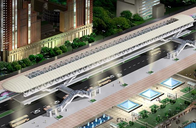 Yêu cầu thực hiện đúng tiến độ dự án đường sắt đô thị
