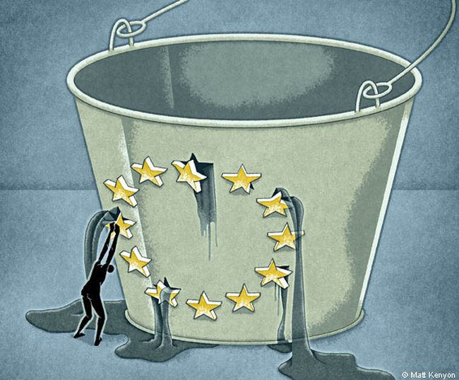 Ngành ngân hàng châu Âu đương đầu với bê bối tin đồn lớn