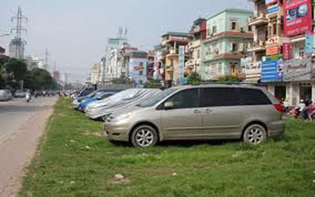 Hà Nội xem xét đề nghị xây dựng hàng loạt bãi đỗ xe thông minh