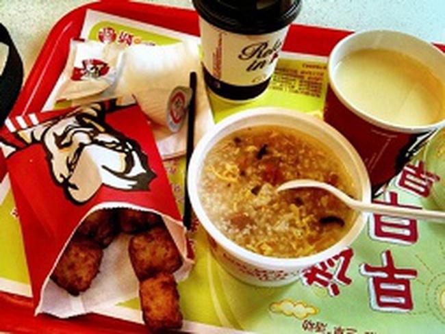 KFC Trung Quốc bị cáo buộc mất vệ sinh an toàn thực phẩm