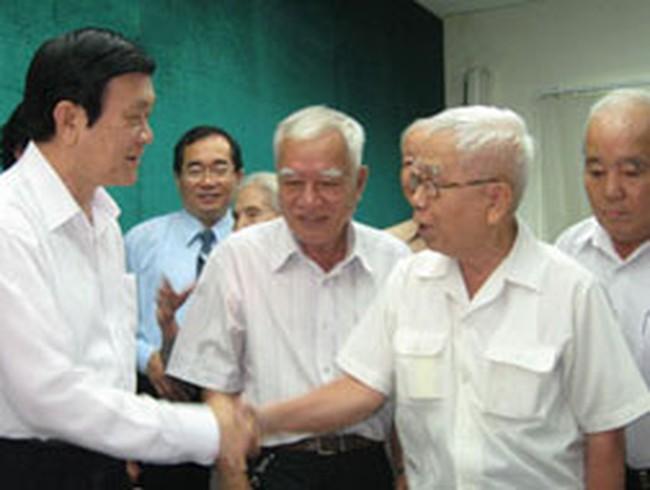 Chủ tịch nước Trương Tấn Sang: Rõ ràng lương đang không theo kịp giá cả