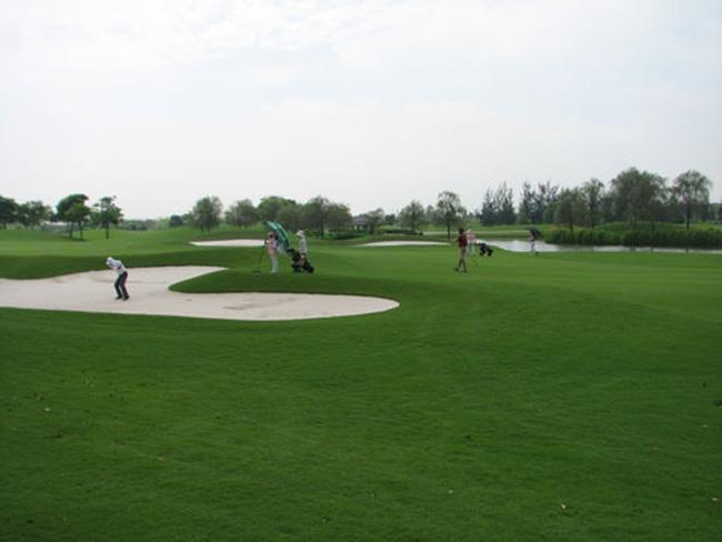 Bắc Ninh xin xây sân golf