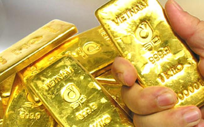 Cấm xuất khẩu, thị trường vàng hết bị lũng đoạn?