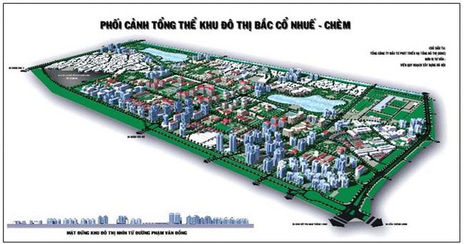 Dragon Land đầu tư dự án gần 55 tỷ đồng tại Từ Liêm