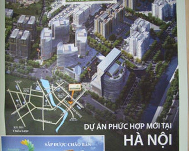 Điều chỉnh quy hoạch chi tiết dự án Hanoi Garden City