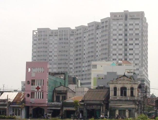 TPHCM: Trình Bộ xây dựng đề xuất phát triển thị trường bất động sản