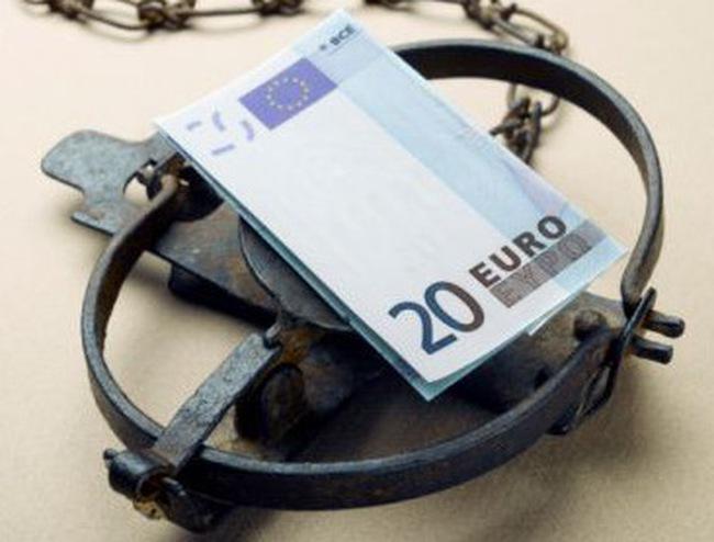 ECB chi lượng tiền kỷ lục mua trái phiếu chính phủ châu Âu