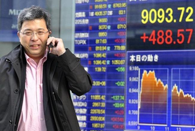 Kinh tế Nhật hồi phục vượt kỳ vọng