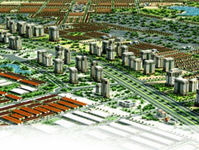 Hơn 160 dự án, đồ án nằm trong vành đai xanh sẽ đi về đâu?