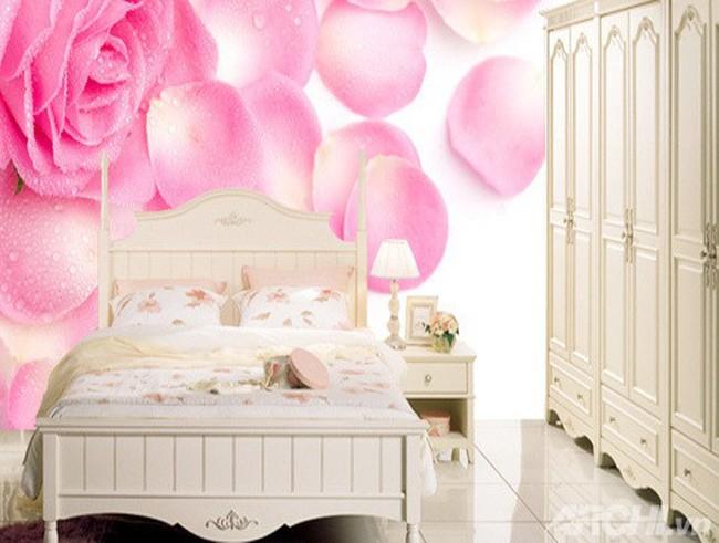 Làm mới không gian nhà bạn với tranh dán tường