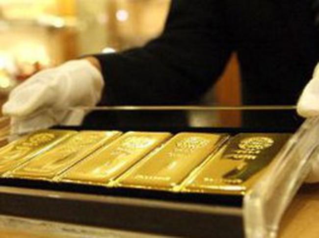Vàng hóa nền kinh tế