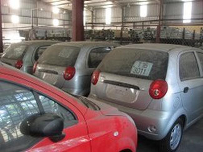 Phát lệnh truy thu thuế 720 chiếc xe van