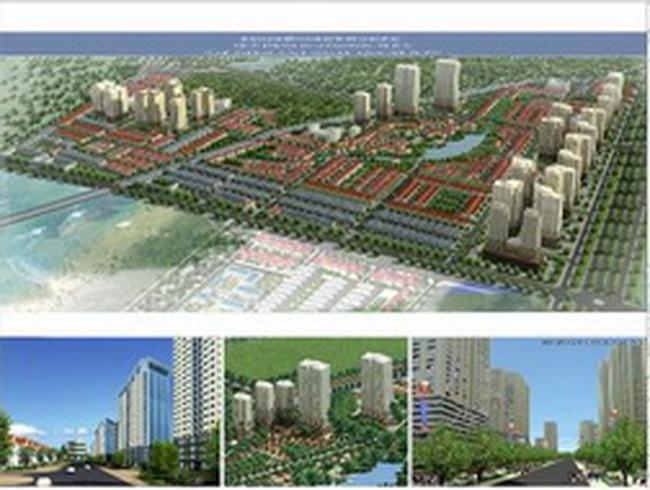 Chấp thuận tiếp tục triển khai Khu đô thị mới Hồng Thái Đan Phượng