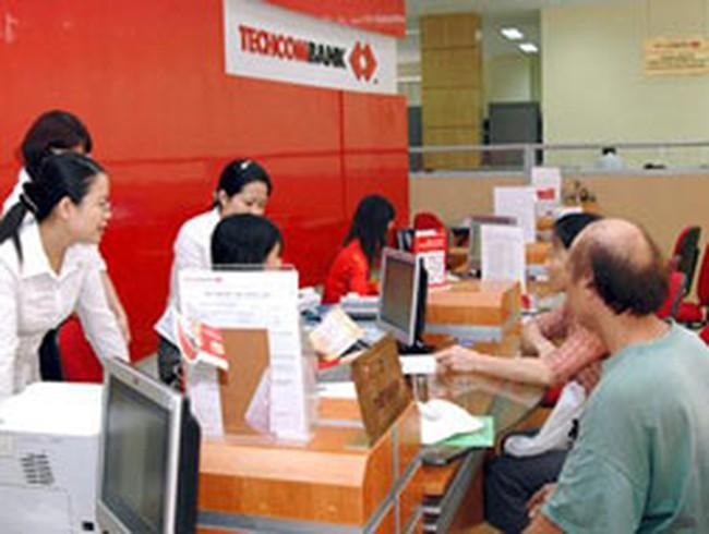 Techcombank: 05/09 chốt danh sách cổ đông nhận cổ tức bằng cổ phiếu