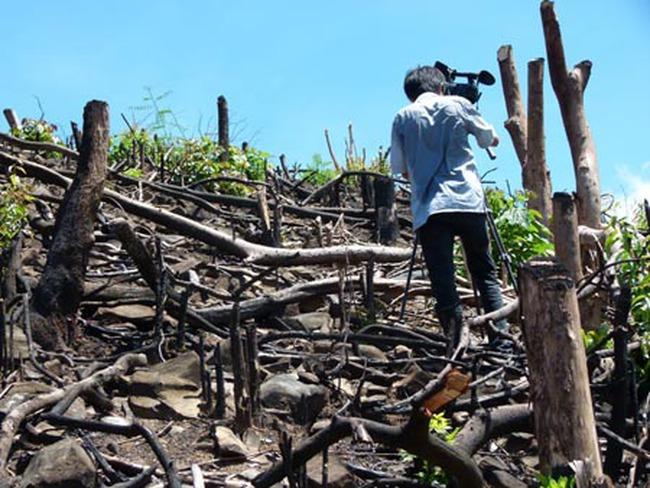 """Khánh Hòa: Phá rừng, chiếm đất """"đón"""" quy hoạch"""