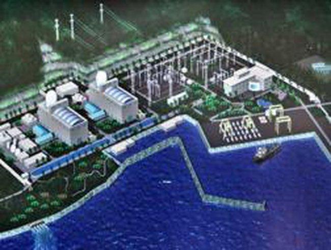 Nghiên cứu khu vực dự kiến xây nhà máy điện hạt nhân