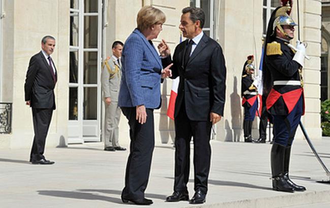 Đức và Pháp quyết cứu đồng euro