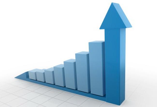 Đột biến về cuối ngày, Vn-Index bật tăng gần 7 điểm