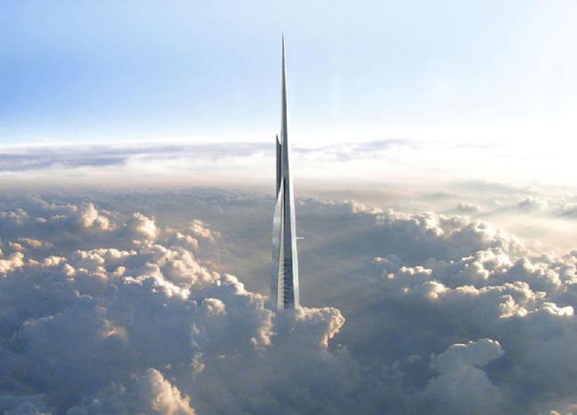 Đột nhập sớm tòa nhà cao nhất thế giới