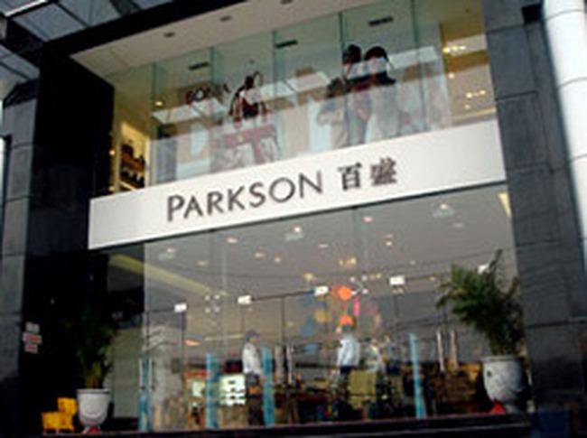 Parkson dự kiến niêm yết tại sàn Singapore