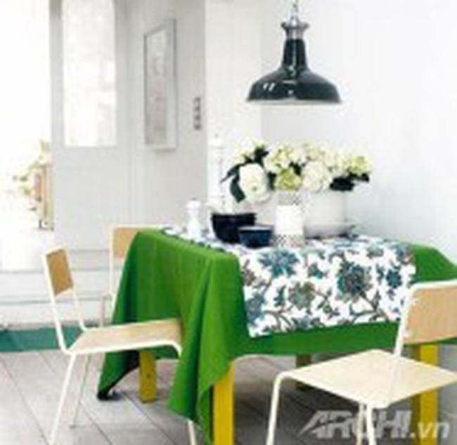 7 ý tưởng thiết kế hoàn hảo cho phòng ăn nhỏ