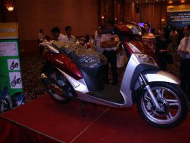 Xuất hiện 3 mẫu xe tay ga Hupper 'mới toanh' ở Việt Nam