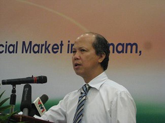 Thứ trưởng Nguyễn Trần Nam: Trong ngắn hạn chưa có biện pháp nào để thị trường BĐS bật lên