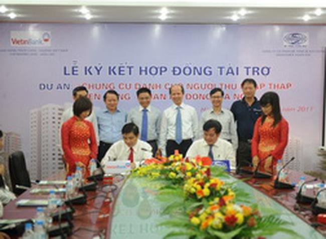 CTG: Tài trợ 300 tỷ đồng cho dự án Kiến Hưng
