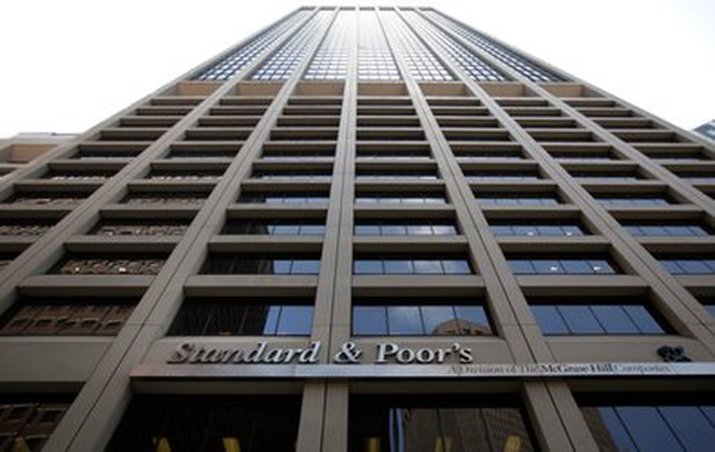 S&P bị thanh tra vì nghi gian lận trước khủng hoảng tài chính