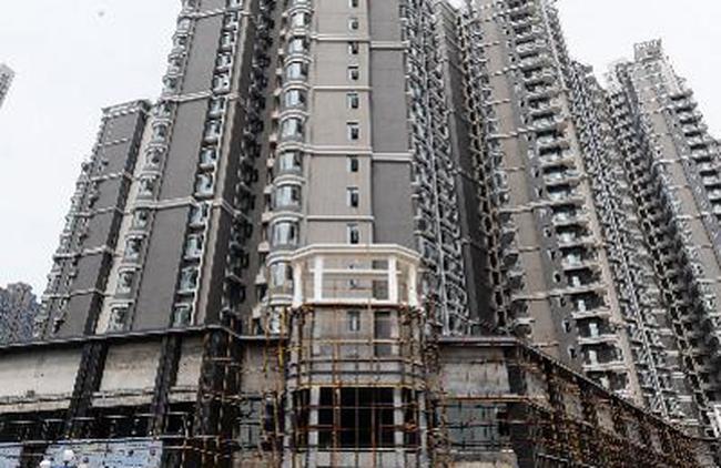 Thị trường bất động sản Trung Quốc hạ nhiệt