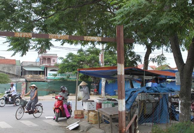 Dự án Khu thương mại, siêu thị, khách sạn tại Nghệ An: Xin đất rồi bỏ hoang