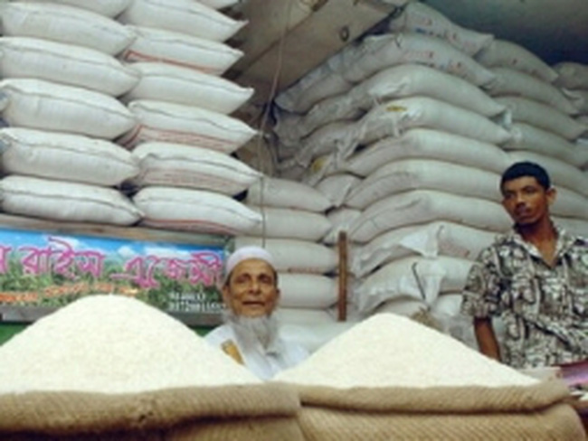 Thái Lan bắt đầu mua gạo theo cam kết từ tháng 11