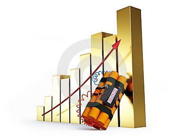 Giá vàng thế giới lập kỷ lục mới 1.827,80 USD/ounce