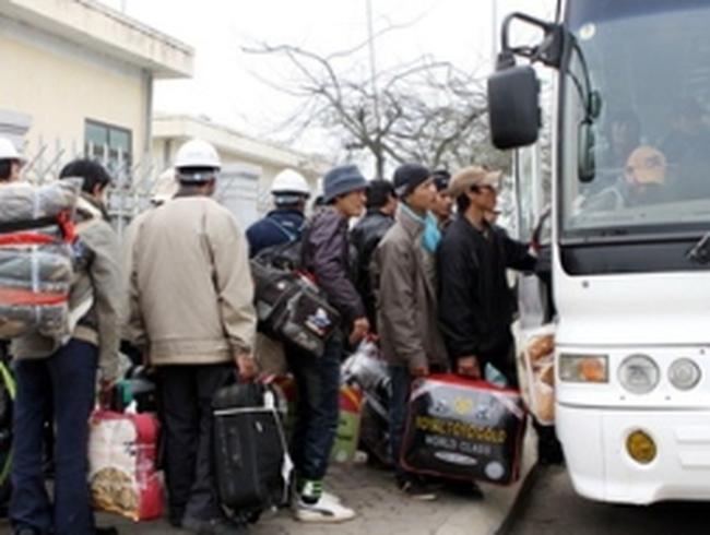 Vinaconex MEC thanh lý hợp đồng cho lao động xuất khẩu tại Libya