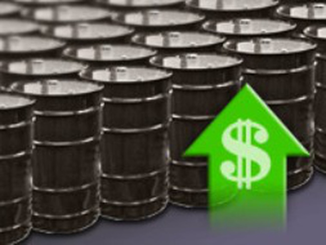 USD yếu đẩy giá dầu lên 87,58 USD/thùng