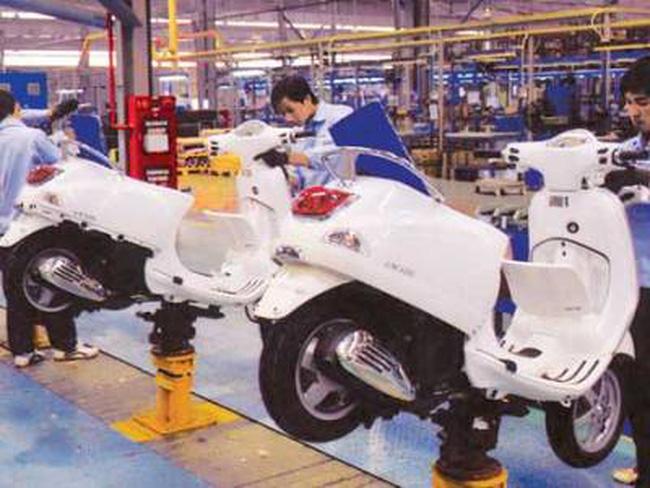 Thị trường xe máy: Thế chân vạc