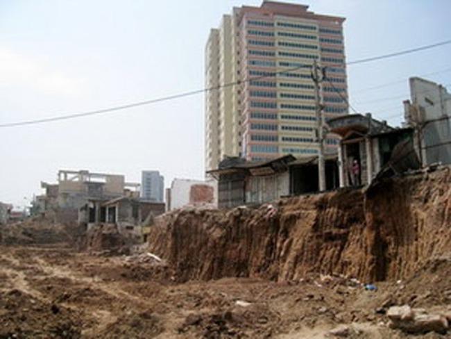 Đường Văn Cao – Hồ Tây: dự kiến hoàn thành tháng 12/2011