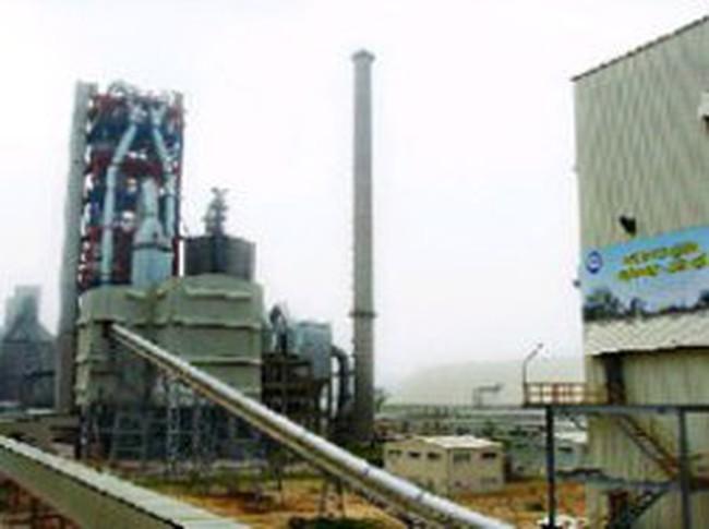 VCG thoái 51% vốn tại Xi măng Cẩm Phả