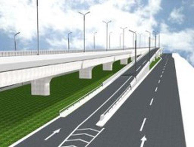 Trục Tây Thăng Long dự kiến khởi công vào đầu 2012