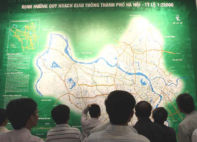 Quy hoạch phân khu ở Hà Nội: Cơ hội lập lại trật tự quy hoạch