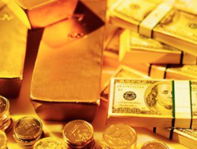 Giá vàng lập kỷ lục 1.881,4 USD/ounce
