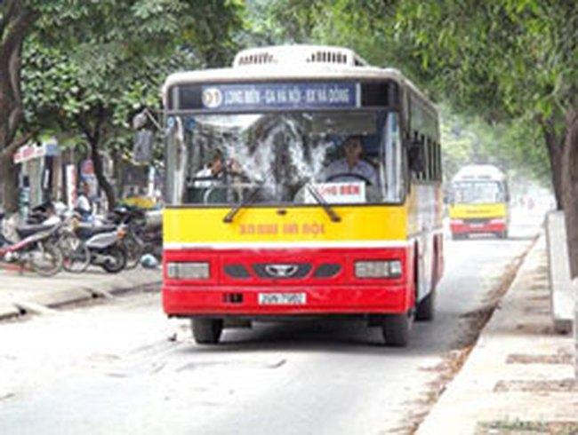 Hà Nội tiếp tục trợ giá xe buýt ngoại thành