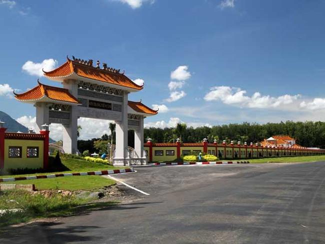 Malaysia xây nghĩa trang lớn nhất Việt Nam