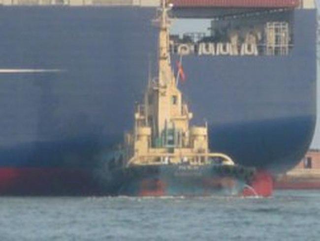 Đội tàu lai dắt triệu USD phơi sương và dấu hỏi quản lý cảng Vũng Tàu