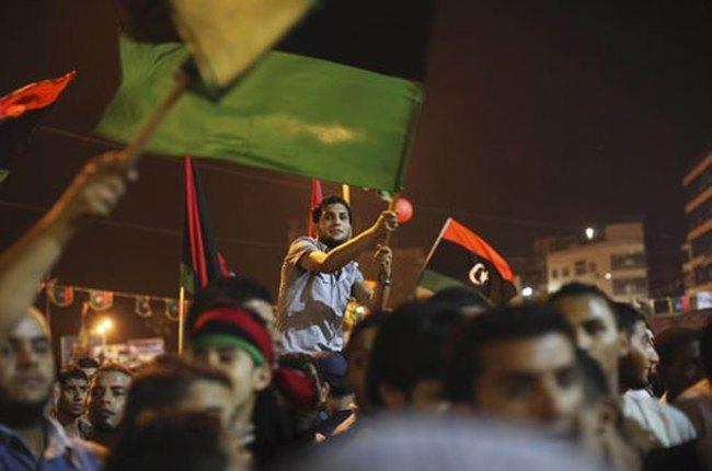 Quân nổi dậy Libya tuyên bố Tripoli thất thủ