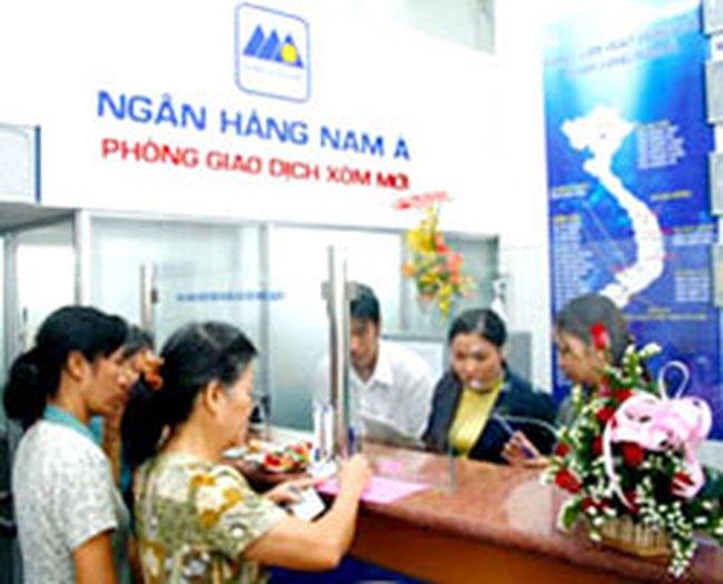 Lợi nhuận của Nam Á Bank tăng gần 300%